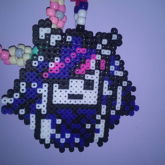 Ibuki Mioda Perler Bead !!!