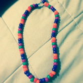 Kandi Necklace From BF<3