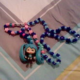 My Miku Necklace