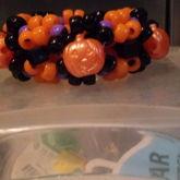 Pumpkin 3d Cuff