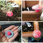Infected Mushroom Pendant