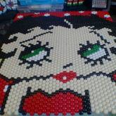 Betty Boop (Peyote Stitch)