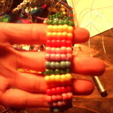 Rainbow Ladder Cuff