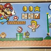 Mario Mini Hama Beads