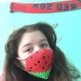 Watermelon Kandi Mask