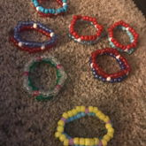 All My Double Bracelets