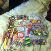 Beads And Kandi From A Lovely Lady