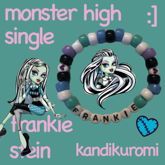 Frankie Stein Single - Monster High