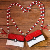 Pokeball Purses