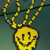 Face Melt Necklace