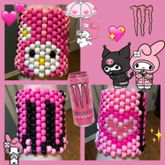 My Melody Monster Cuff