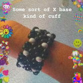 My First X Base Cuff