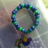 Blue And Green Double For Family Friend
