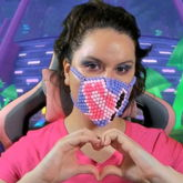Fairy Gym (Pokemon Shield) Surgical Mask