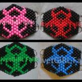 Rainbow Biohazard D-Ring Surgical Masks