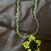 ????Sunflower  Necklace!!????