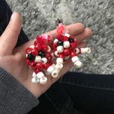 Mushroom Octopi Earrings