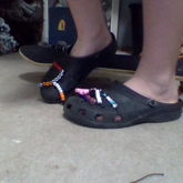 kandi crocs 3