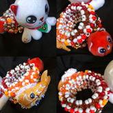 Stuffed Animal Cuff