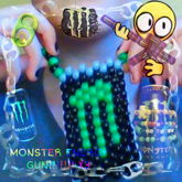 Monster Energy Necklace Charm 4 My Friiend !!!