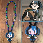Total Drama Gwen Necklace