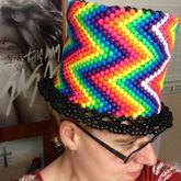 Kandi Top Hat