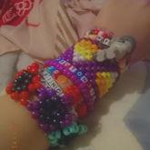 Kandi On My Wrist