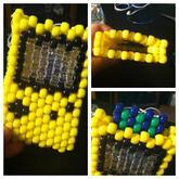 3D Yellow Gameboy