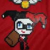 Snitch & Harley Quinn Perlers