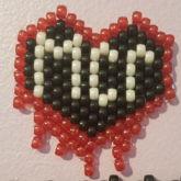 My Chemical Romance Kandi Heart