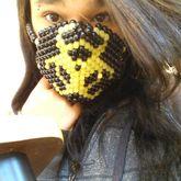 Bio Hazard Mask!