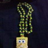 Spongebob  Necklace