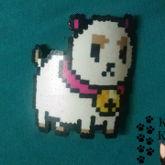 Puppycat (Perler)