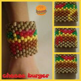 Cheese Burger Cuff