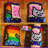 Giant Nyan Cat Cuff