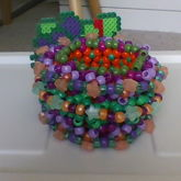 Epic 3d Halloween Themed Cuff Back