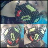 Umbreon Kandi Mask
