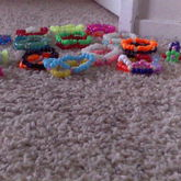 Kandi Doubles, Ladder Cuffs And Rings
