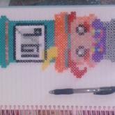 Tim Burton Mad Hatter (Colorful)
