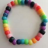 Rainbow And Black Single