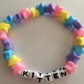 Pastel Kitten Star Single
