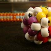 Mini 3D Bead Cube