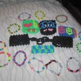 All The Kandi I've Made (: