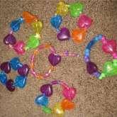 Lisa Frank  Beads!