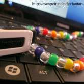 USB Necklace.