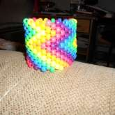 Zigzag Rainbow Cuff