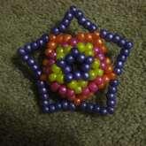 Weird 3D Star?