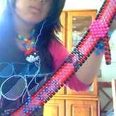 My BlackVeilBrides Tie . ! :D