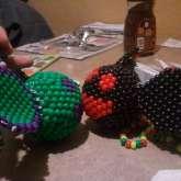 3D Deadmau5 Kandi Heads