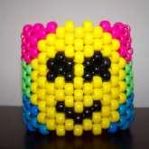 Smiley Face Cuff